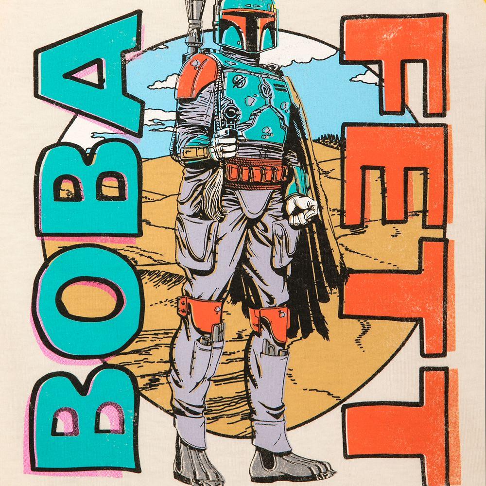 Boba Fett Baseball T-Shirt for Boys – Star Wars