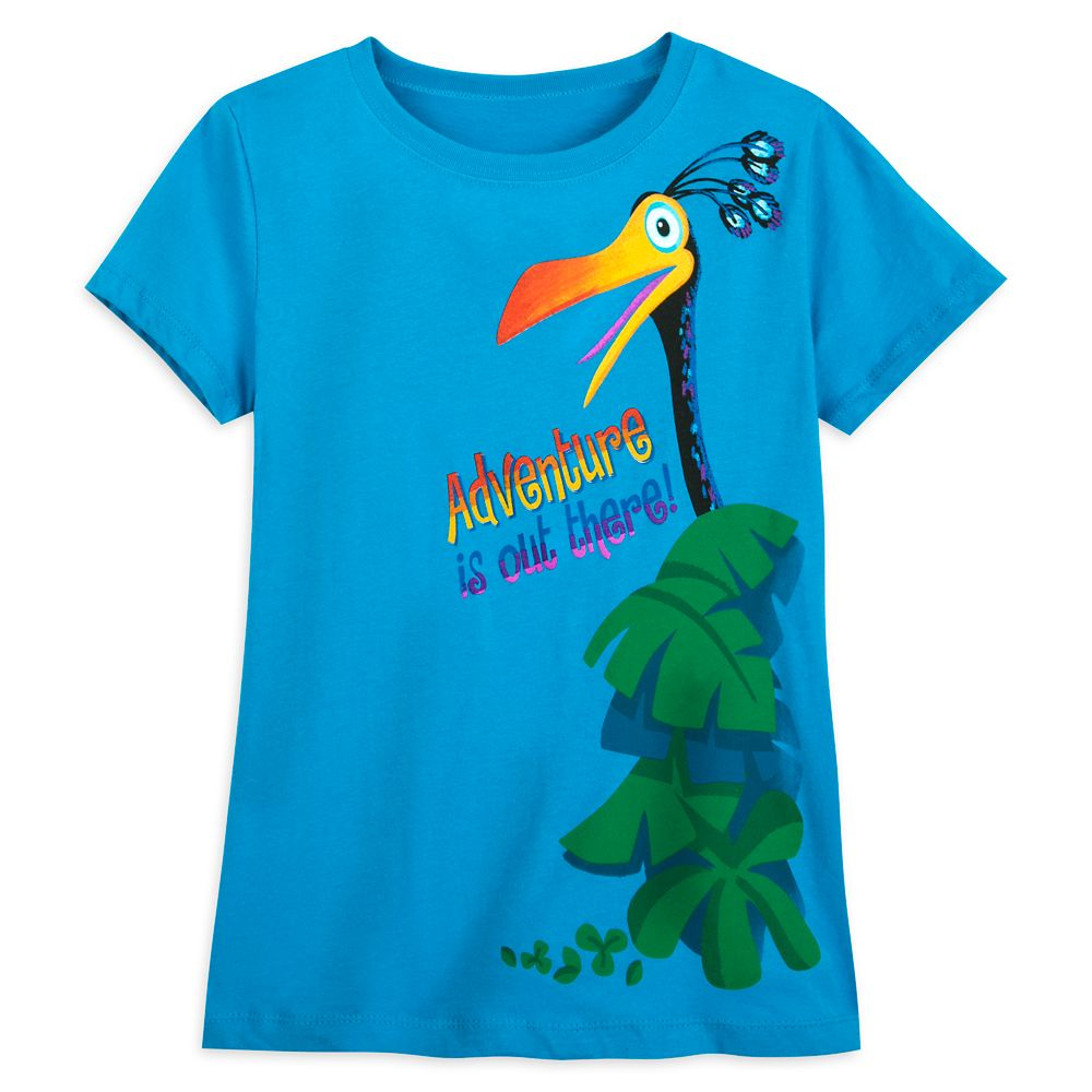 Kevin T-Shirt for Girls – Up