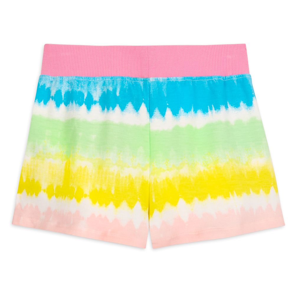 Minnie Mouse Tie-Dye Shorts for Girls