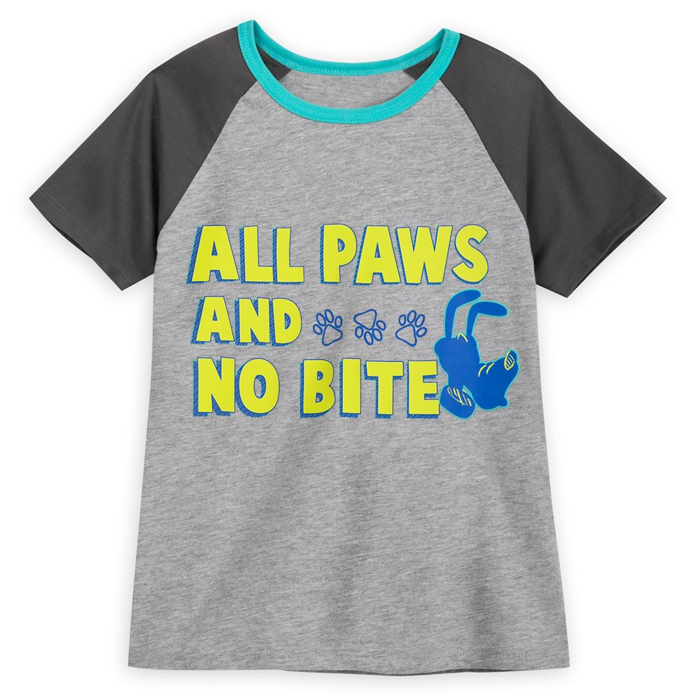 Pluto Raglan T-Shirt for Kids