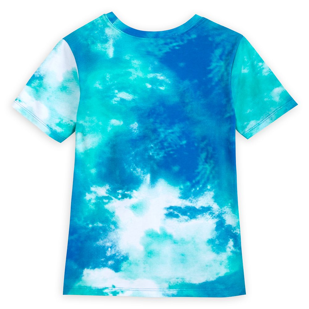 Pluto Tie-Dye T-Shirt for Kids