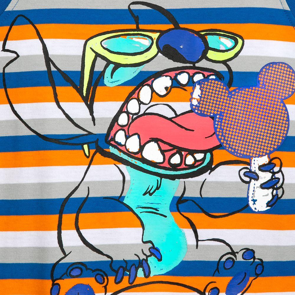 Stitch Tank Top for Boys