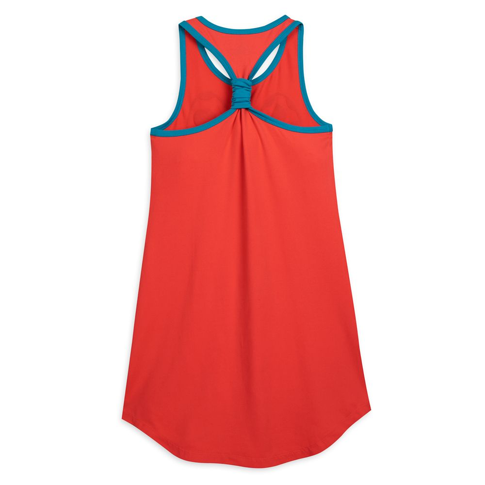 Minnie Mouse Bow Tank Dress for Girls