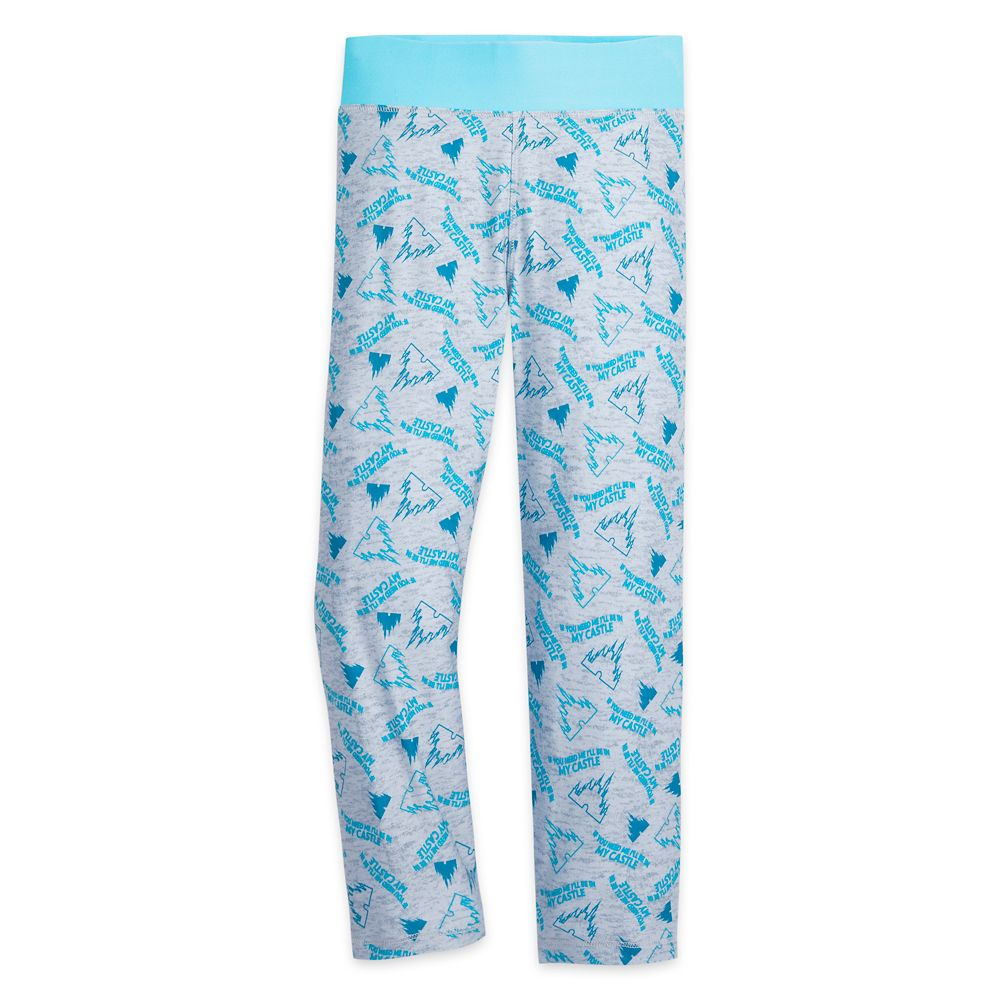 Fantasyland Castle Capri Pants for Girls Official shopDisney