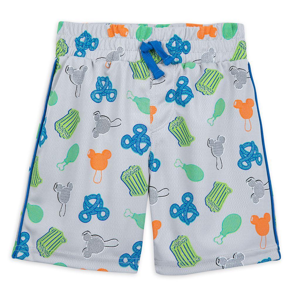 Disney Parks Treats Knit Shorts for Kids