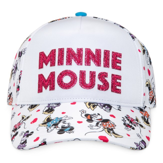 Minnie Mouse Baseball Cap for Kids – Walt Disney World