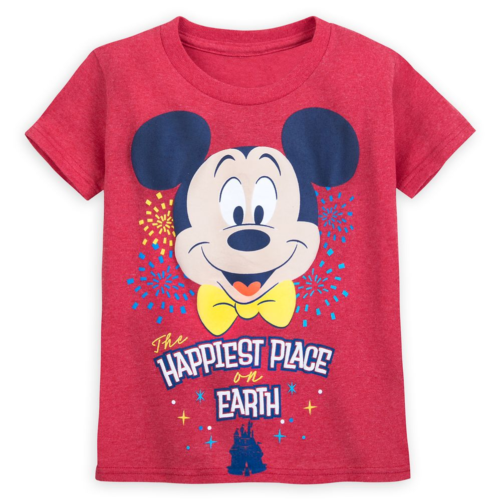 shopdisney.com - Mickey Mouse T-Shirt for Kids  Disneyland 65th Anniversary 24.99 USD