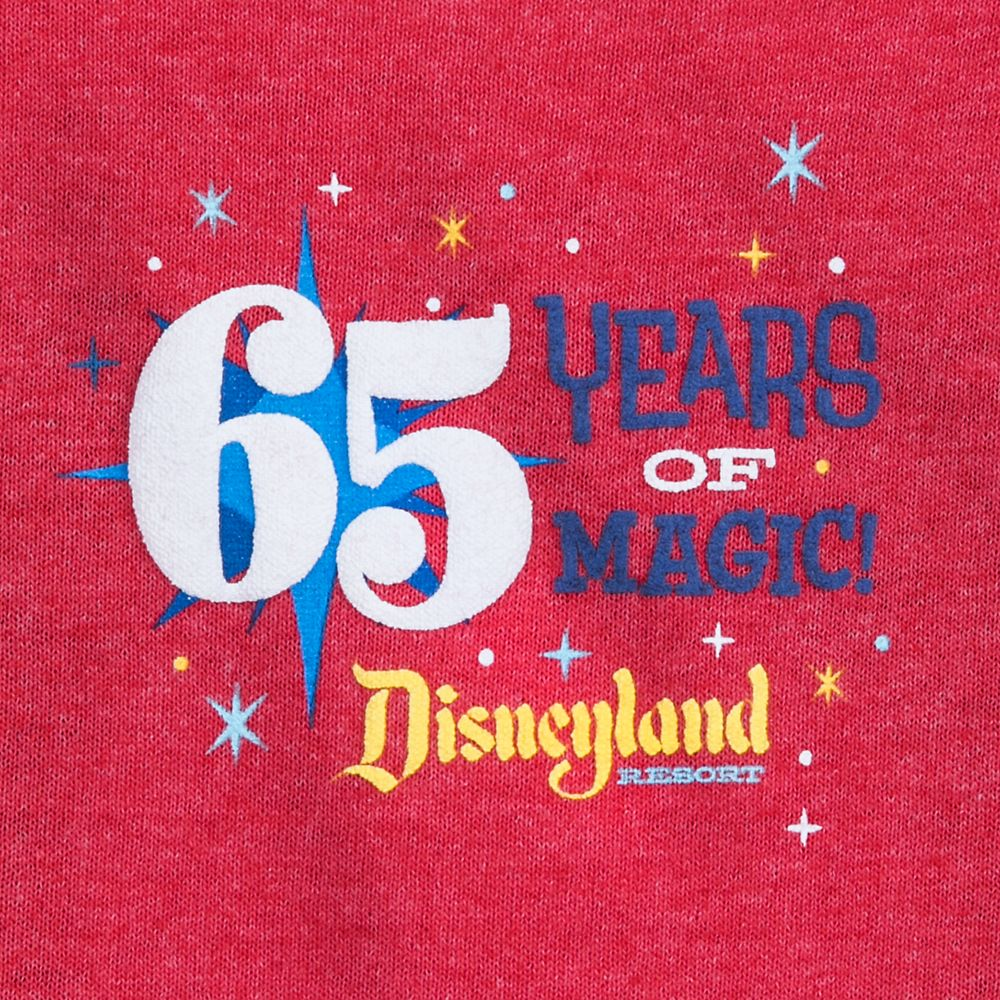 Mickey Mouse T-Shirt for Kids – Disneyland 65th Anniversary