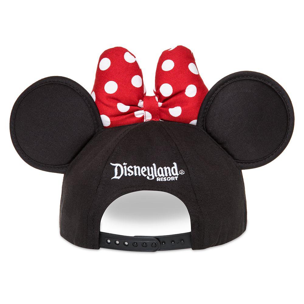 Minnie Mouse Baseball Cap for Kids – Disneyland