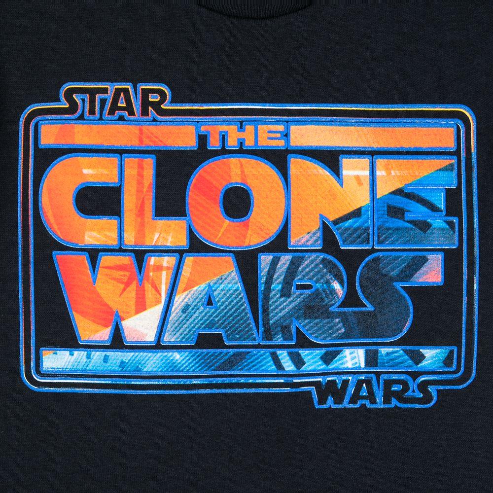 Star Wars: The Clone Wars Logo T-Shirt for Kids