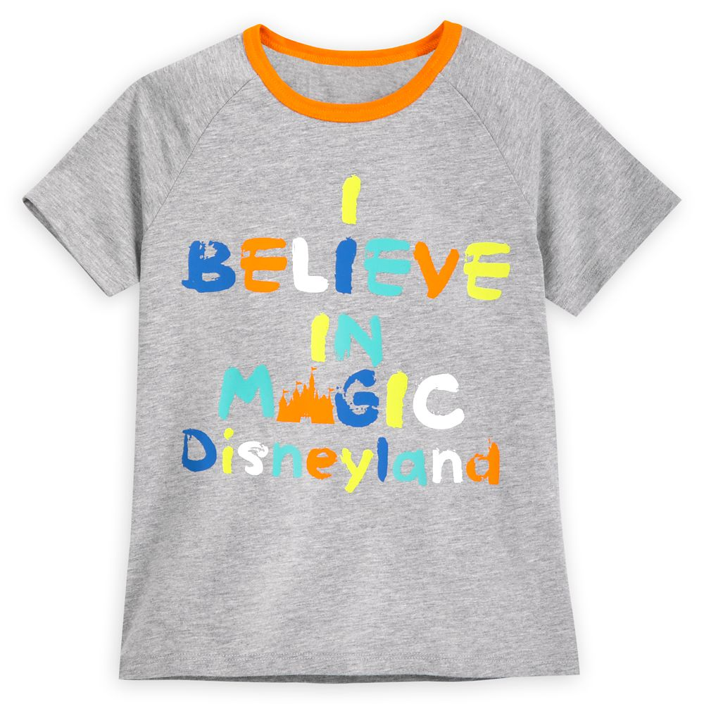 Disneyland Ringer T-Shirt for Kids