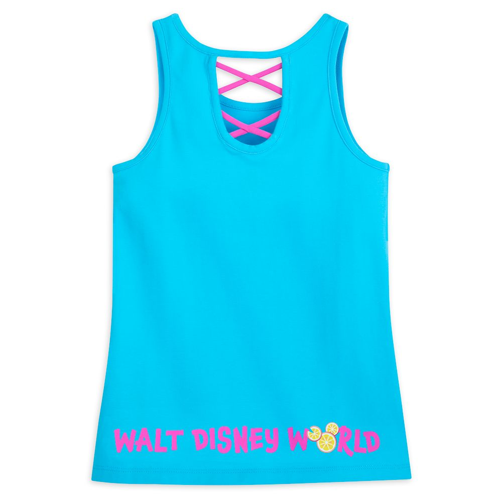 Minnie Mouse ''Love Summer'' Tank Top for Girls – Walt Disney World