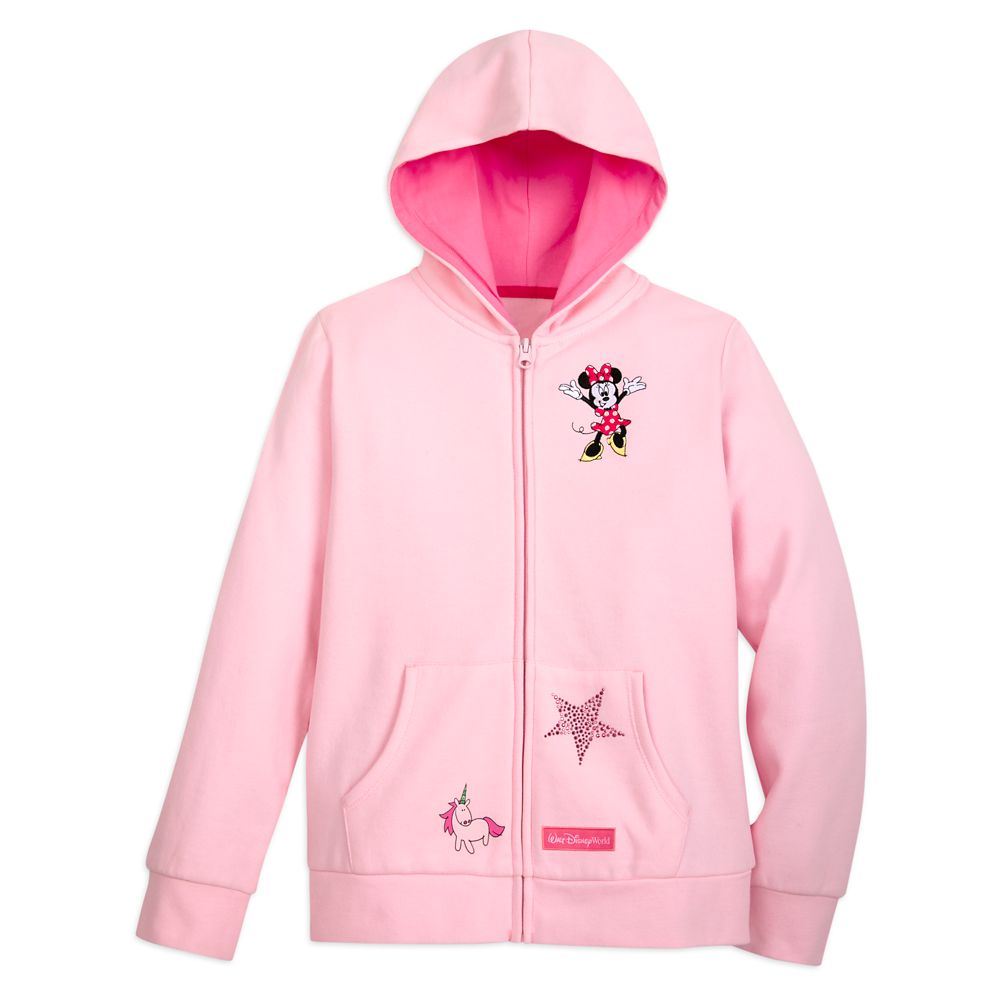 New Disney Store Elsa Hoodie Jacket Sweatshirt Zip Up Girl 5//6,7//8,9//10 White