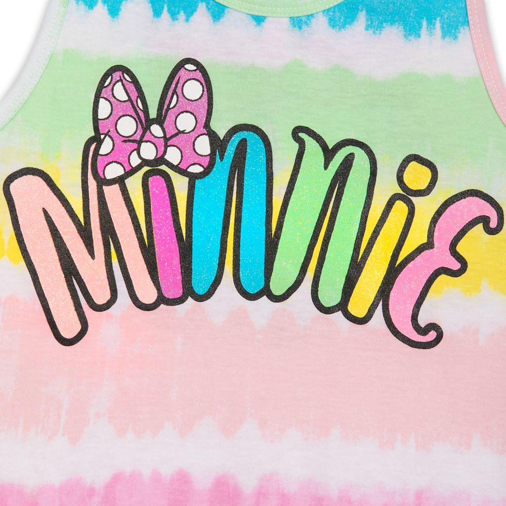 Minnie Mouse Tie-Dye Tank Top for Girls – Disneyland
