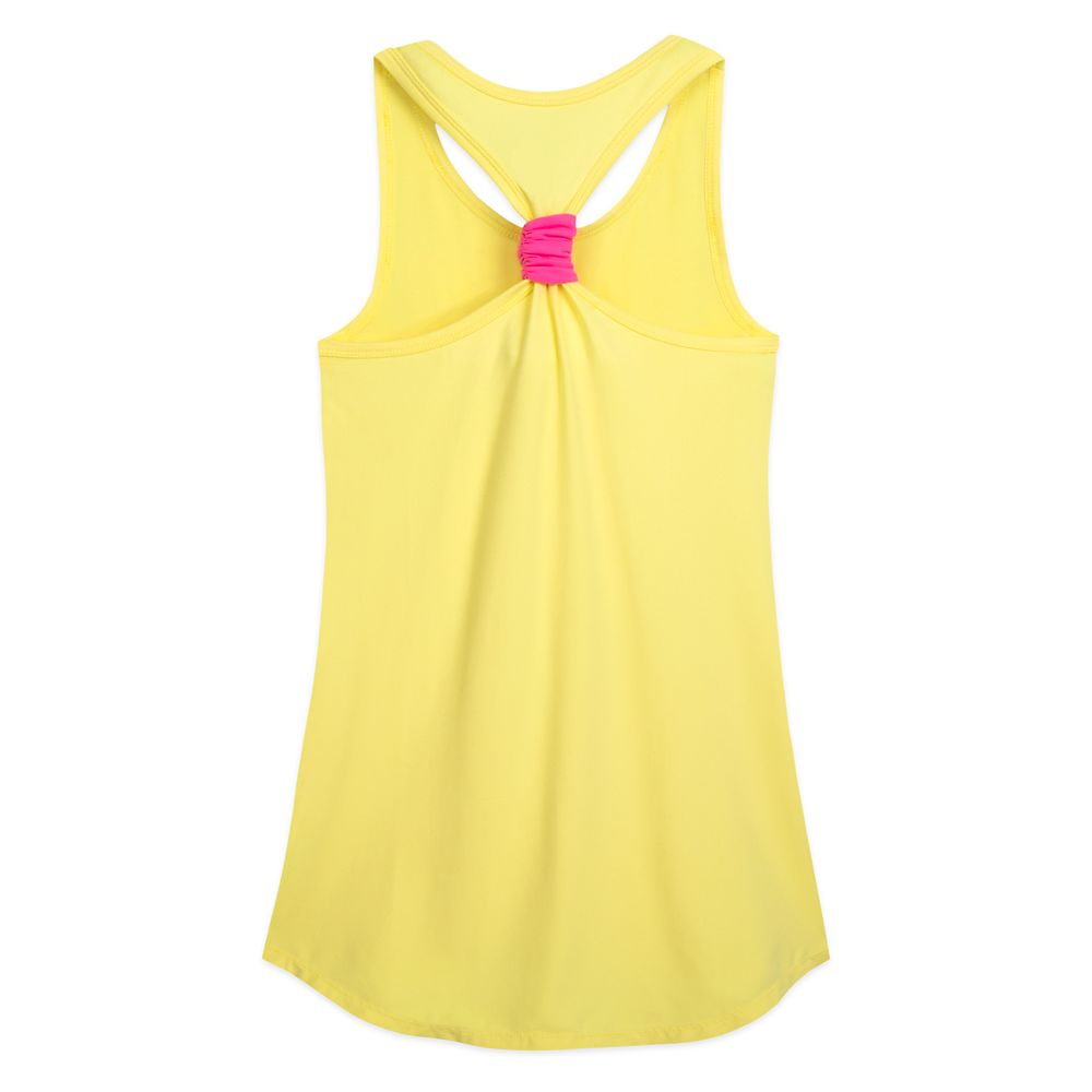 Walt Disney World Neon Tank Dress for Girls