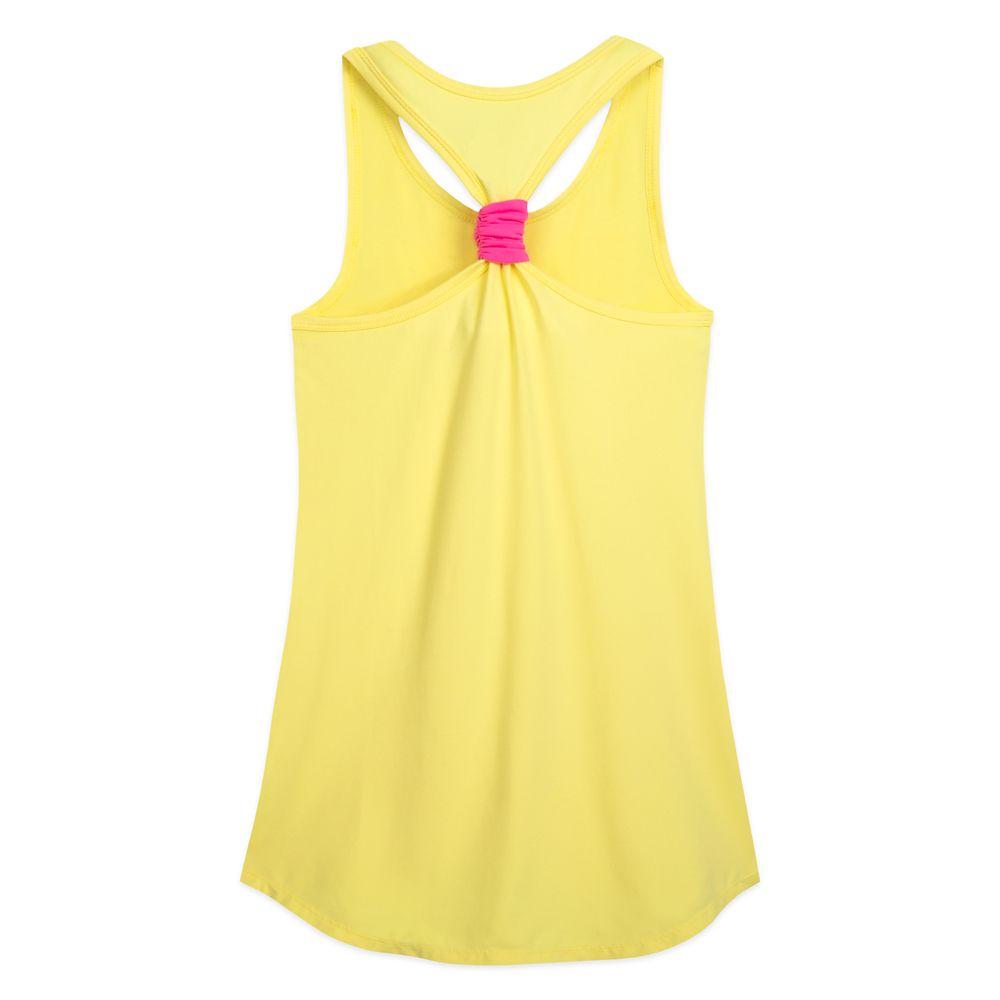 Disneyland Neon Tank Dress for Girls