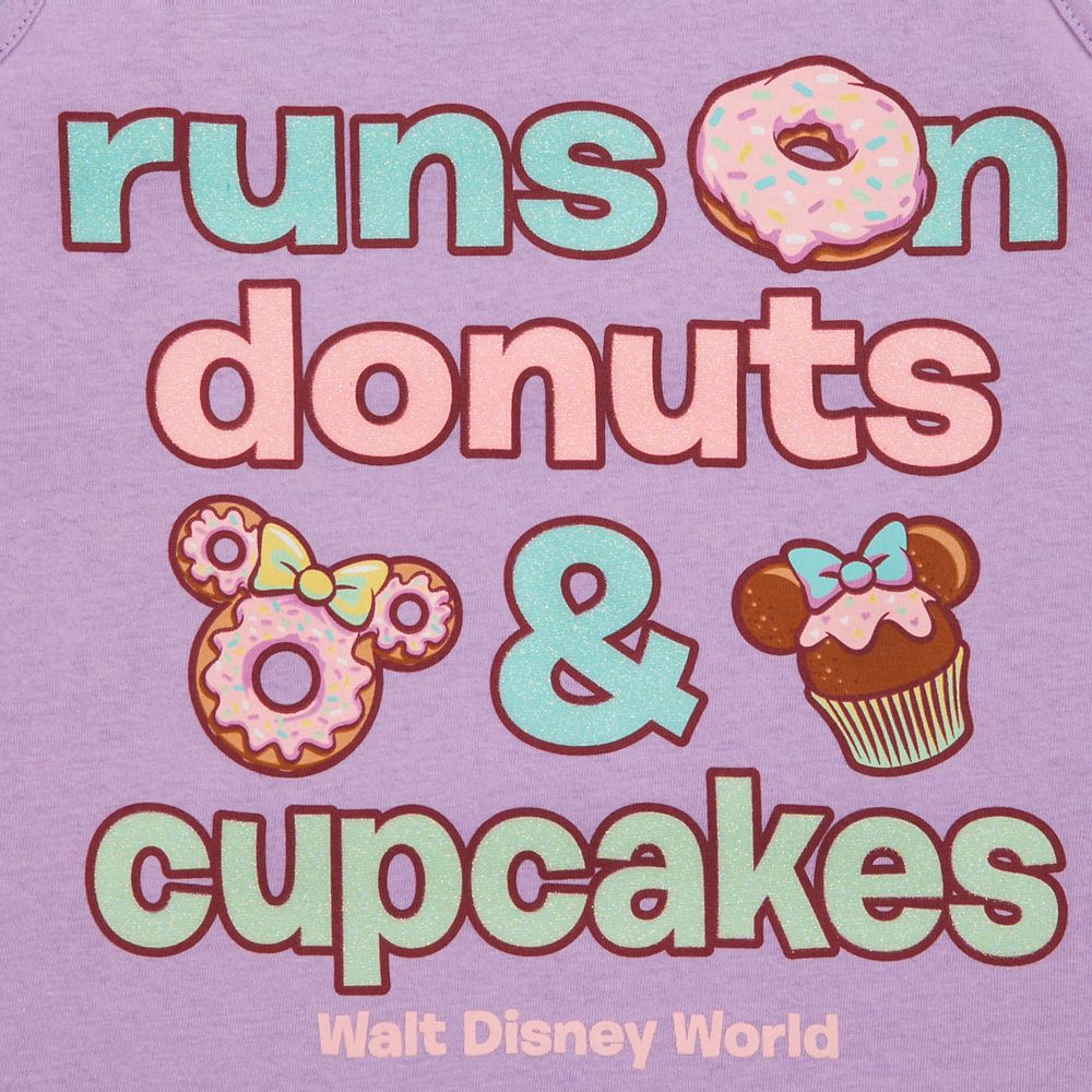 Disney Treats Tank Top for Girls – Walt Disney World