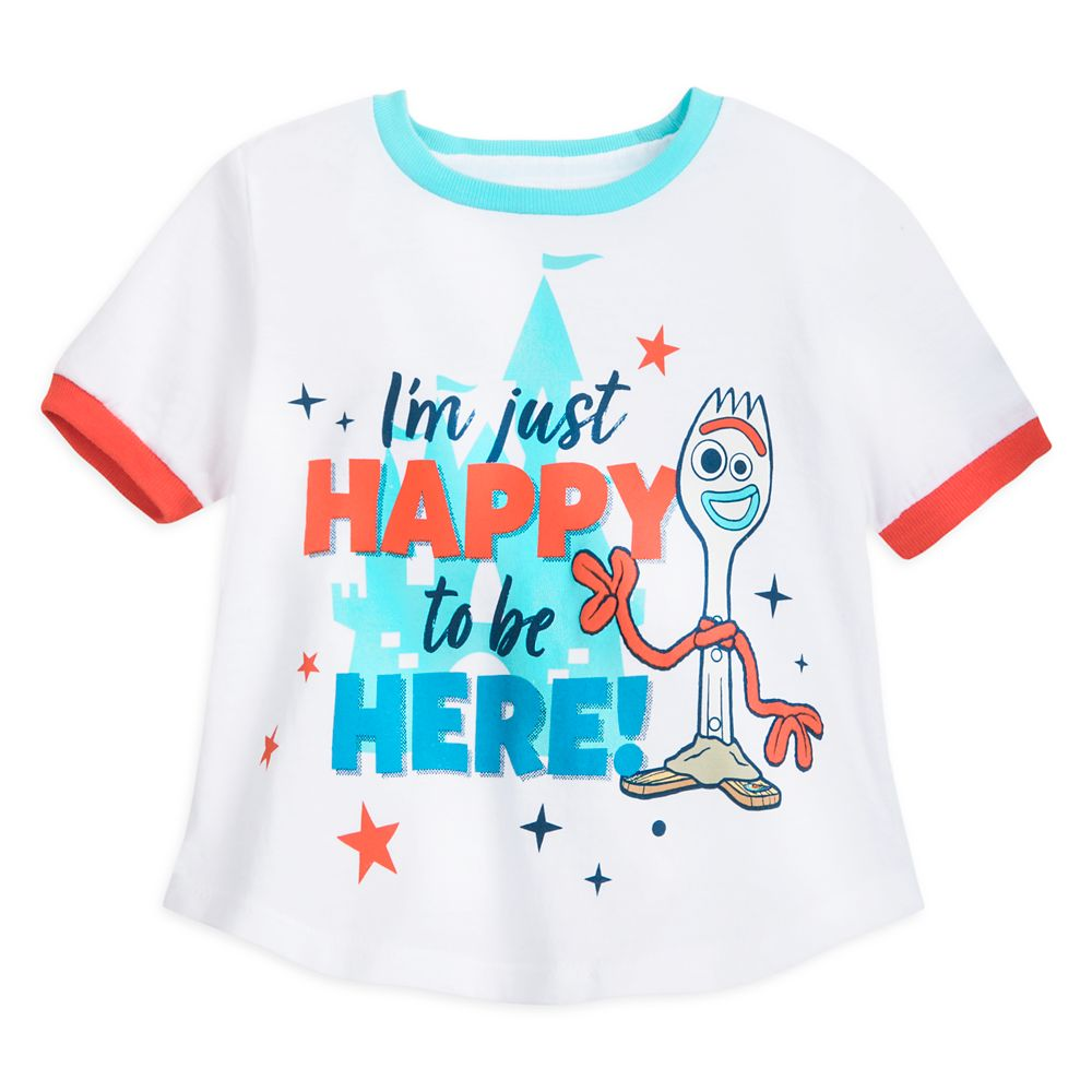 Forky Ringer T-Shirt for Kids – Toy Story 4