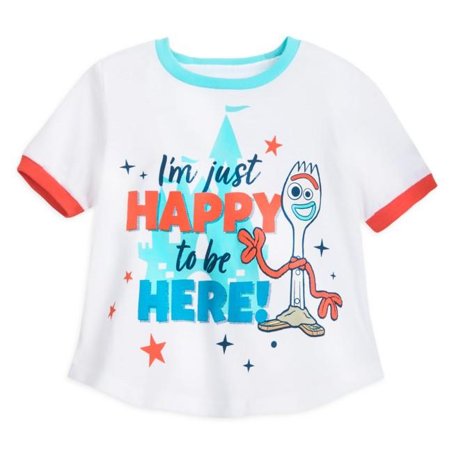Forky Ringer T-Shirt for Kids – Toy Story 4