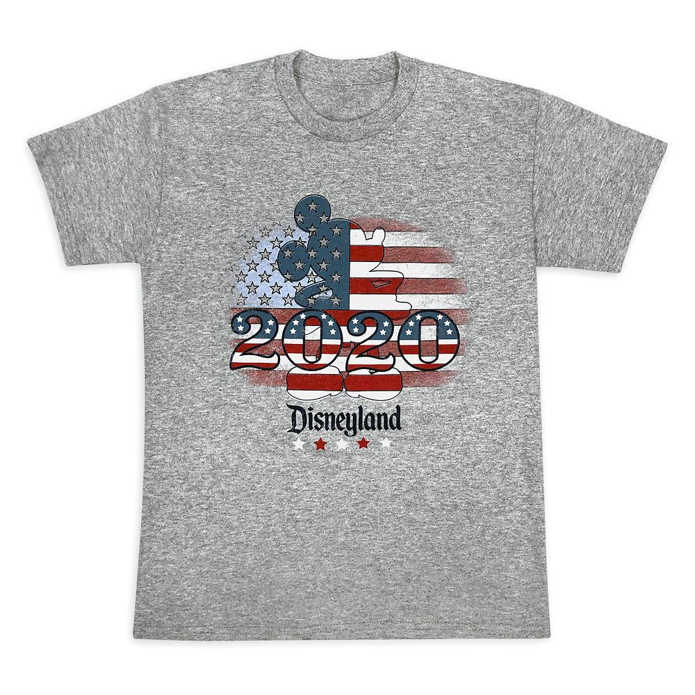 Mickey Mouse Americana T-Shirt for Kids – Disneyland 2020