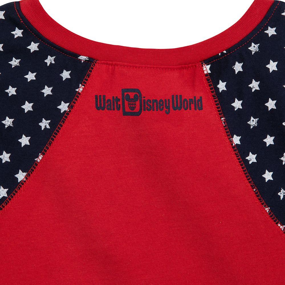 Minnie Mouse America Tank Top for Girls – Walt Disney World