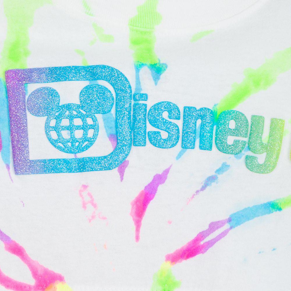 Minnie Mouse Neon Rainbow Spirit Jersey for Girls – Walt Disney World