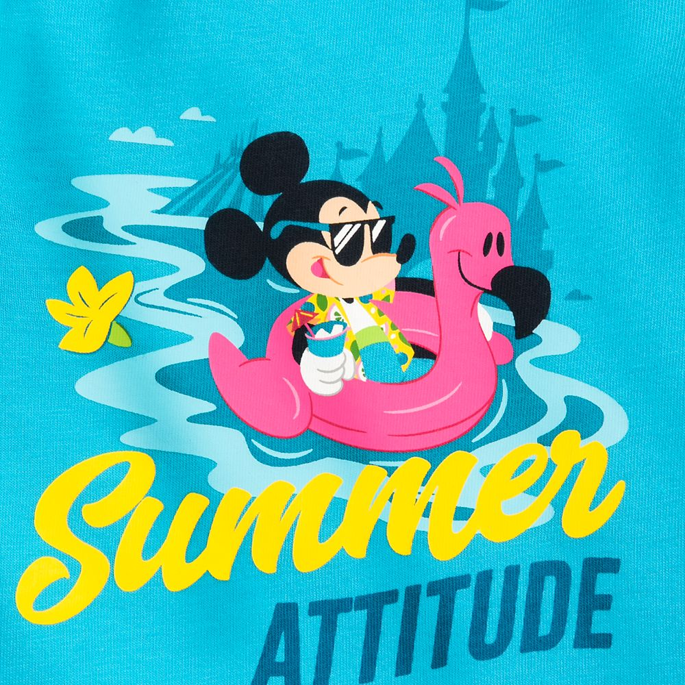 Mickey Mouse ''Summer Attitude'' Bodysuit for Baby – Disney Parks