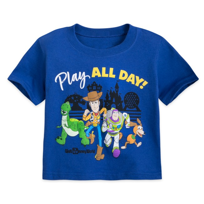 Toy Story T-Shirt for Toddlers – Walt Disney World