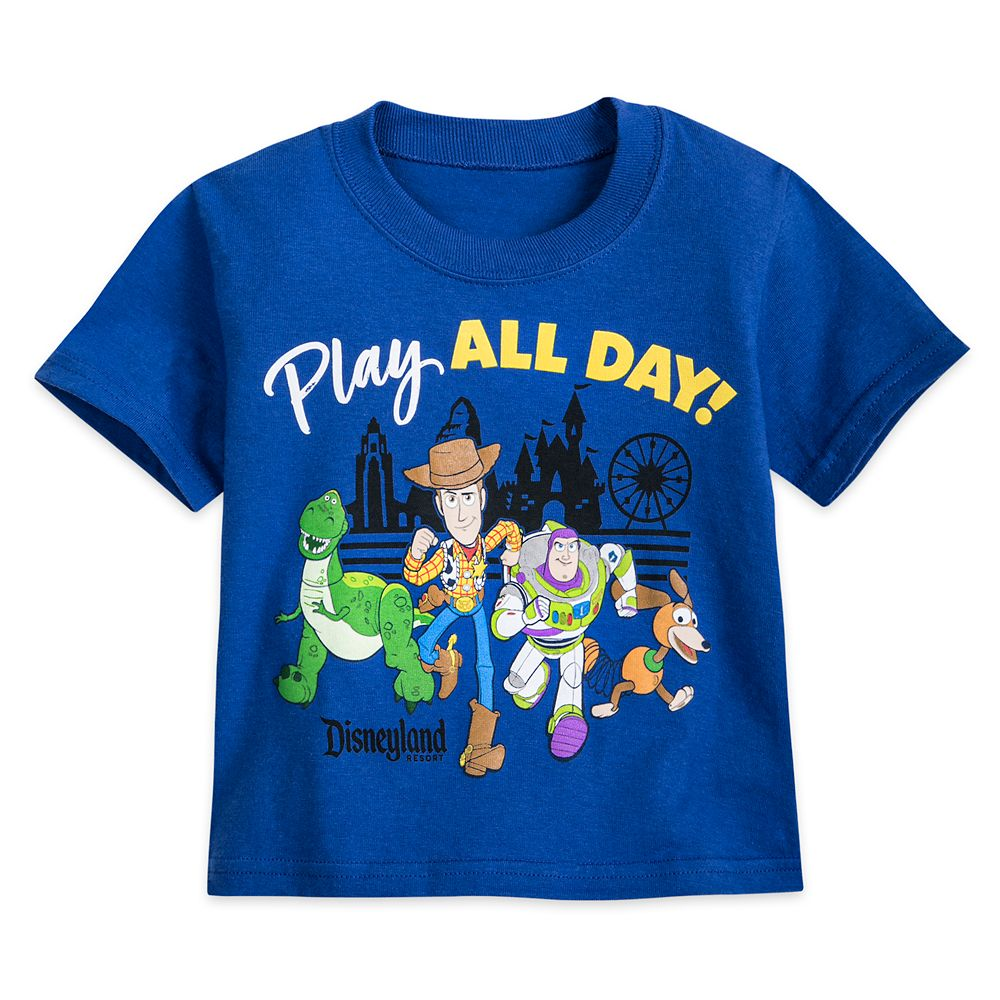 Toy Story T-Shirt for Toddlers – Disneyland