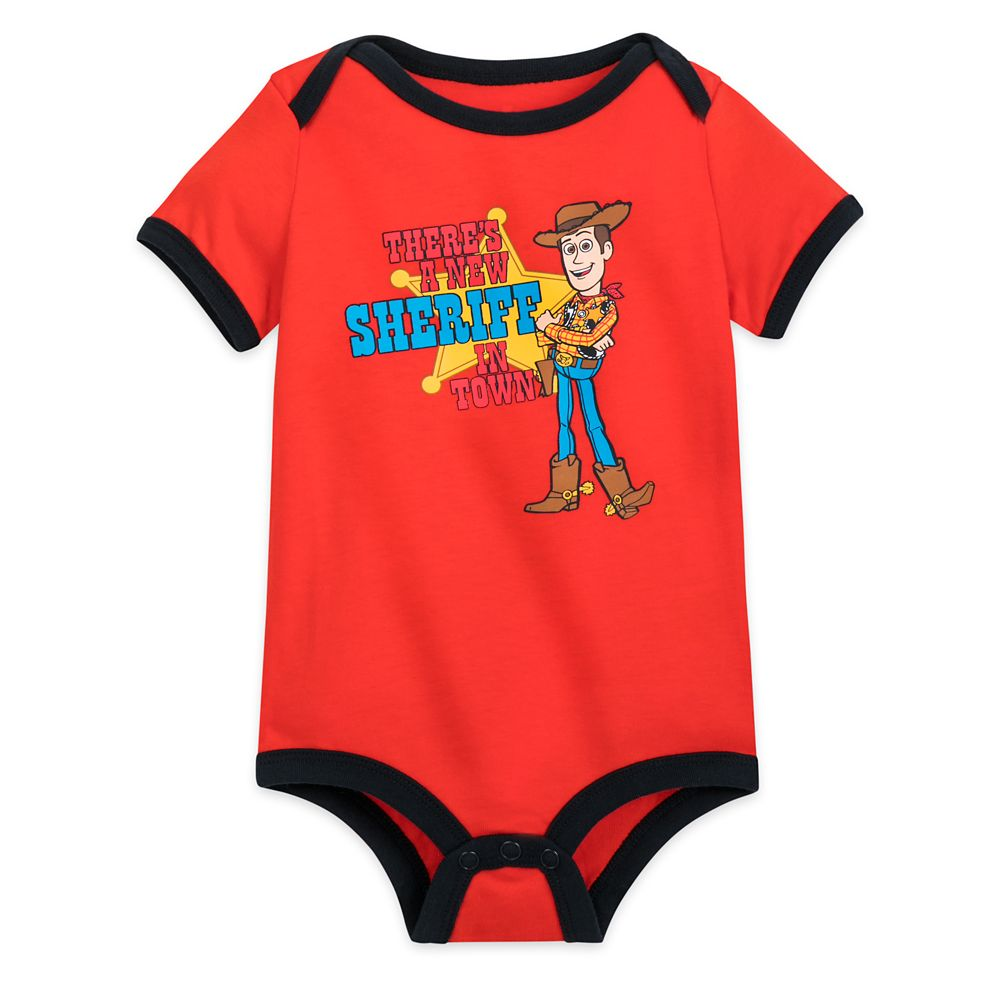 Woody Bodysuit for Baby – Toy Story