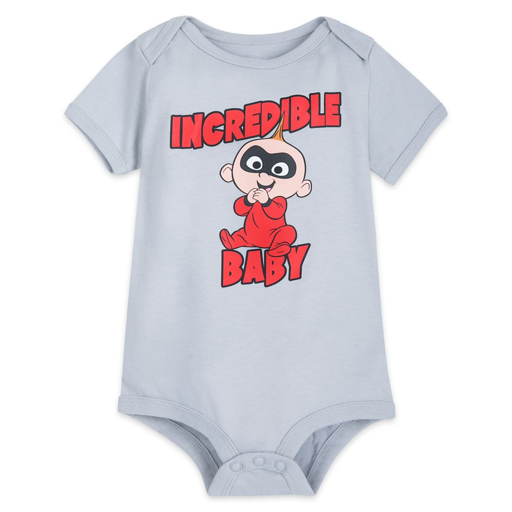Jack-Jack Bodysuit for Baby – The Incredibles