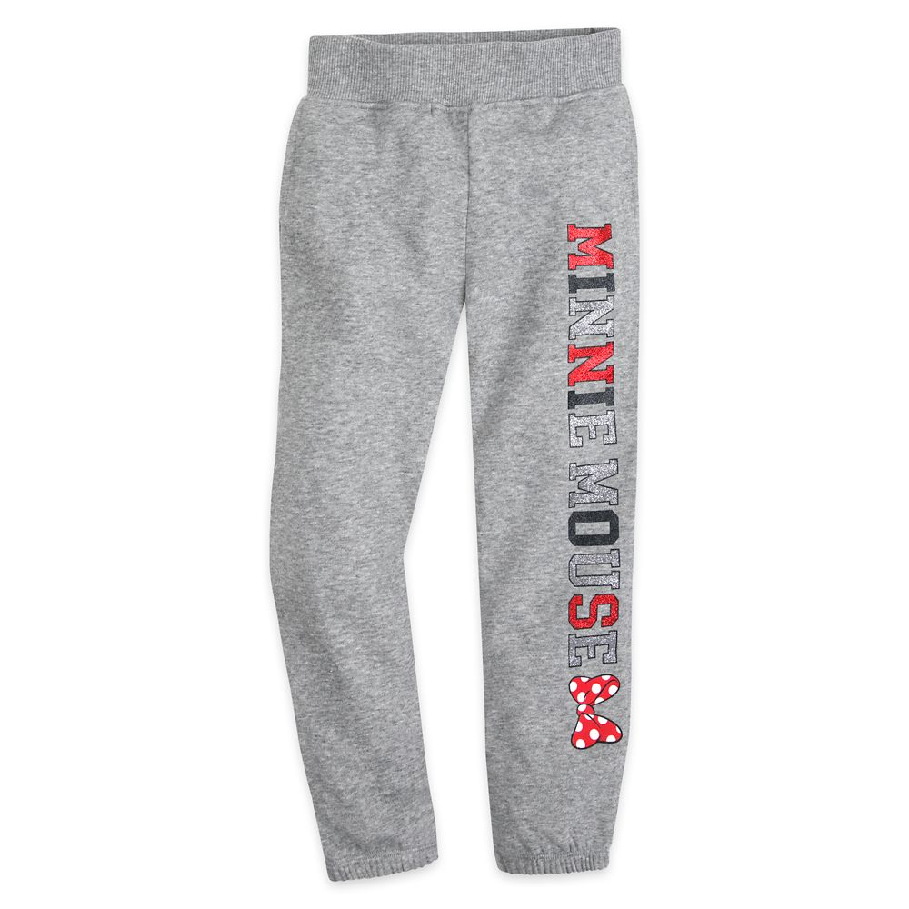 Minnie Mouse Jogger Pants for Girls