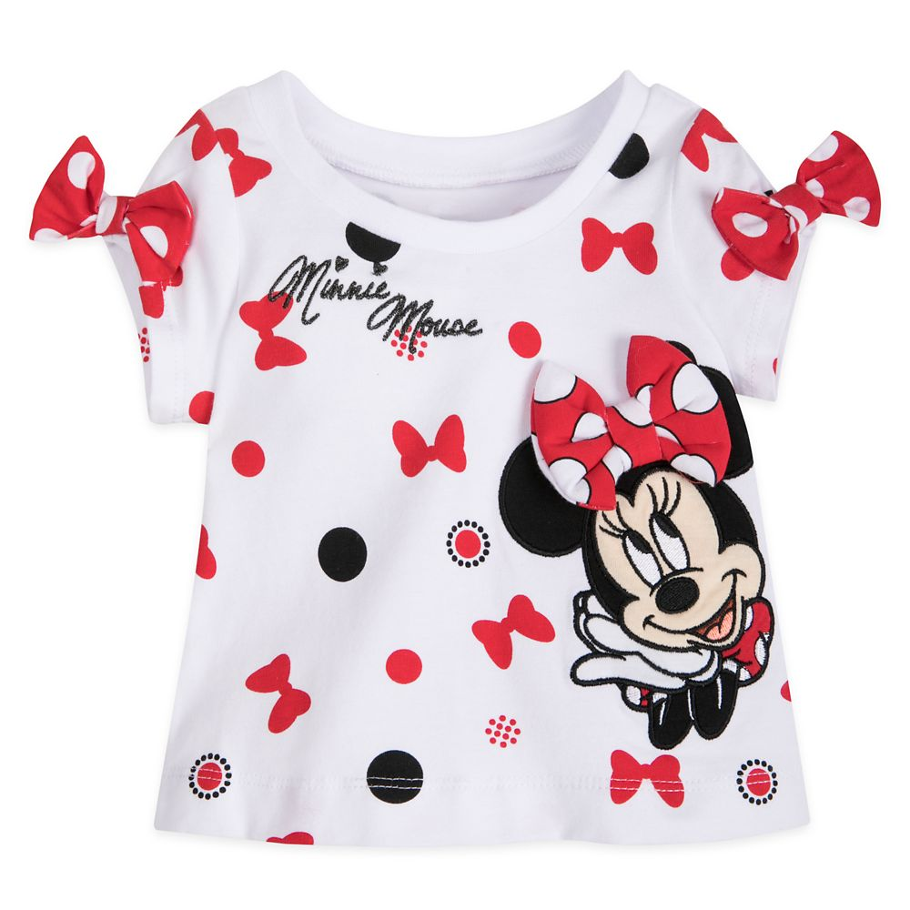 Minnie Mouse Fashion T-Shirt for Baby