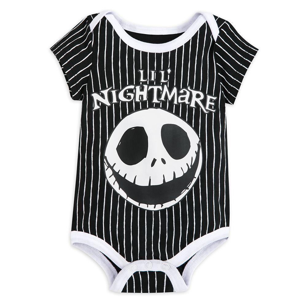 Jack Skellington Bodysuit for Baby