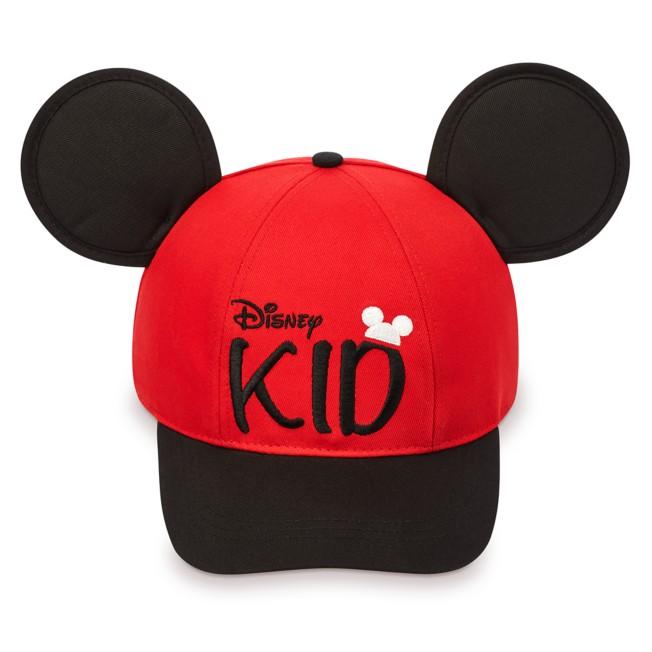 Disney Kid Ear Hat Baseball Cap for Kids