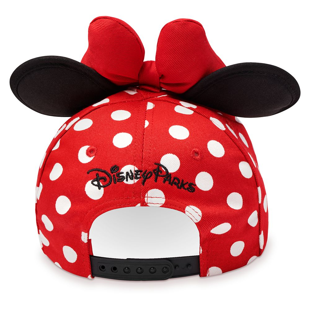Minnie Mouse Baseball Cap for Toddlers – Disney Parks