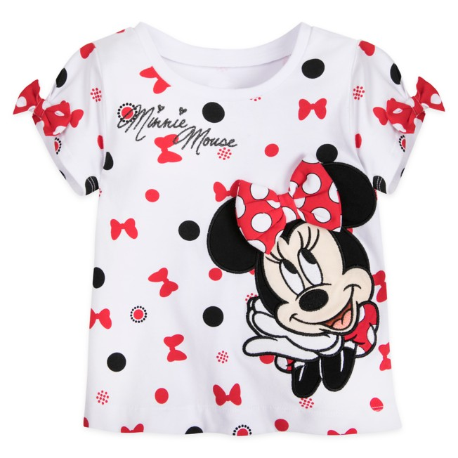 Minnie Mouse Fashion T-Shirt for Toddlers