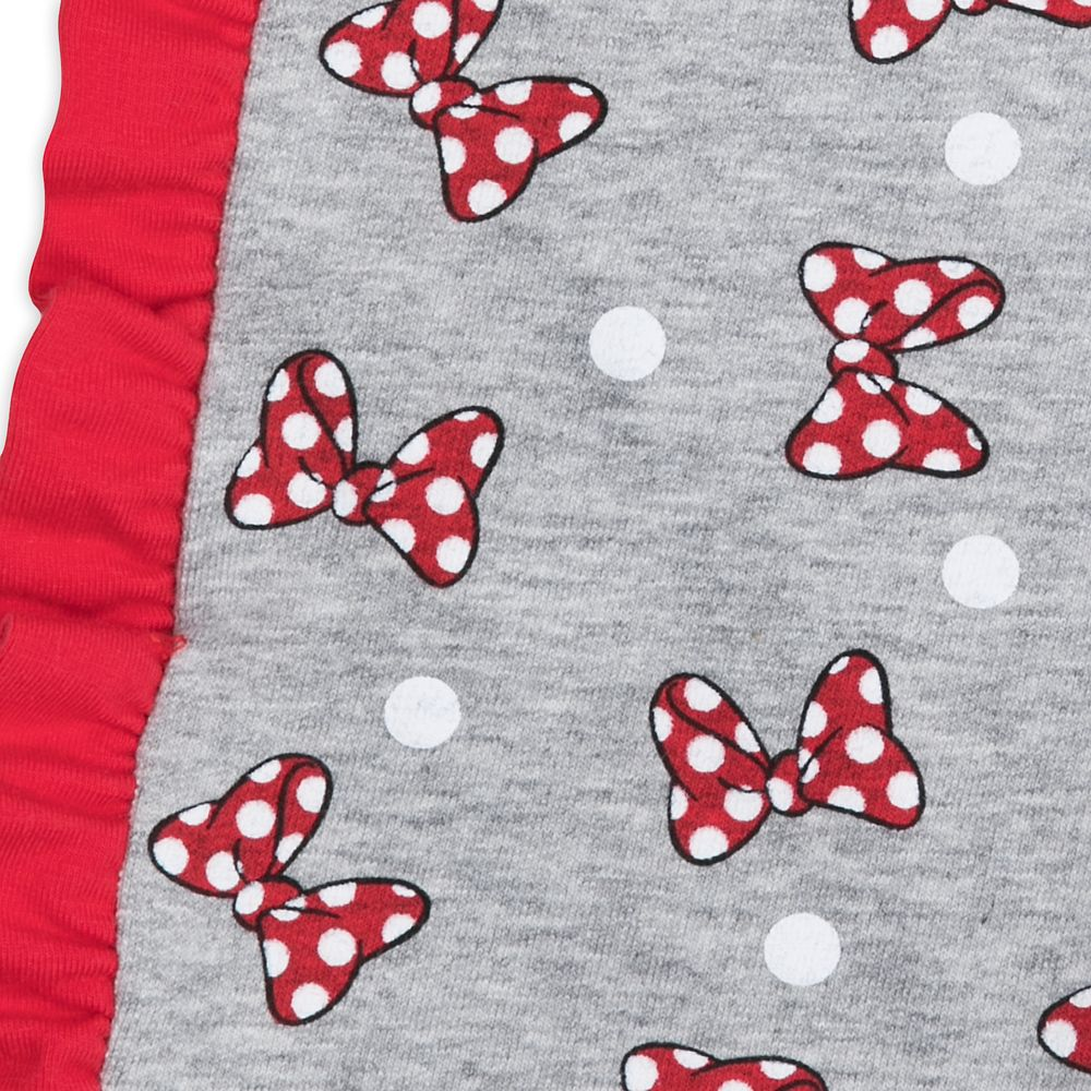 Minnie Mouse Polka Dot Bows Sweatpants for Toddlers