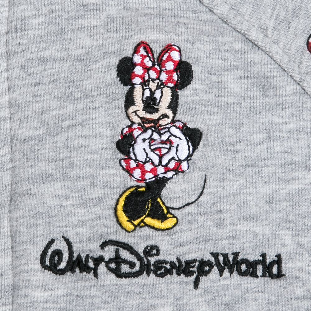 Minnie Mouse ''It's All About the Bows'' Jacket for Baby – Walt Disney World
