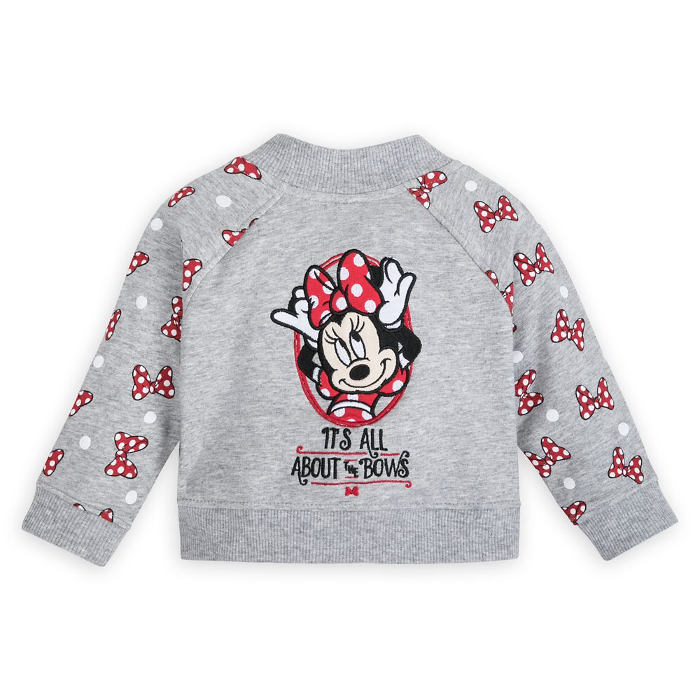 Minnie Mouse ''It's All About the Bows'' Jacket for Baby – Disneyland