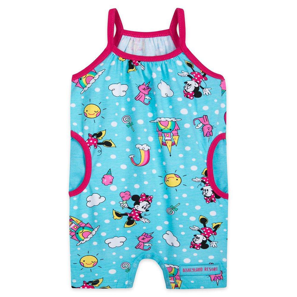 Minnie Mouse Romper for Baby – Disneyland