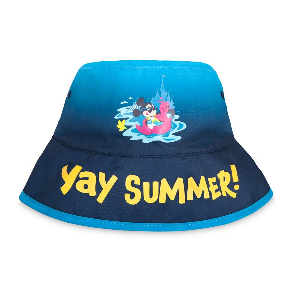 Disney Parks Tropical Bucket Hat for Toddlers