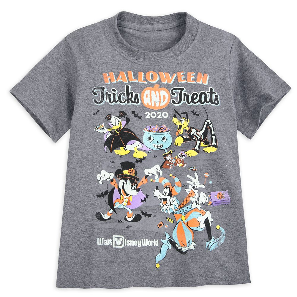 Mickey Mouse and Friends T-Shirt for Kids – Halloween 2020 – Walt Disney World