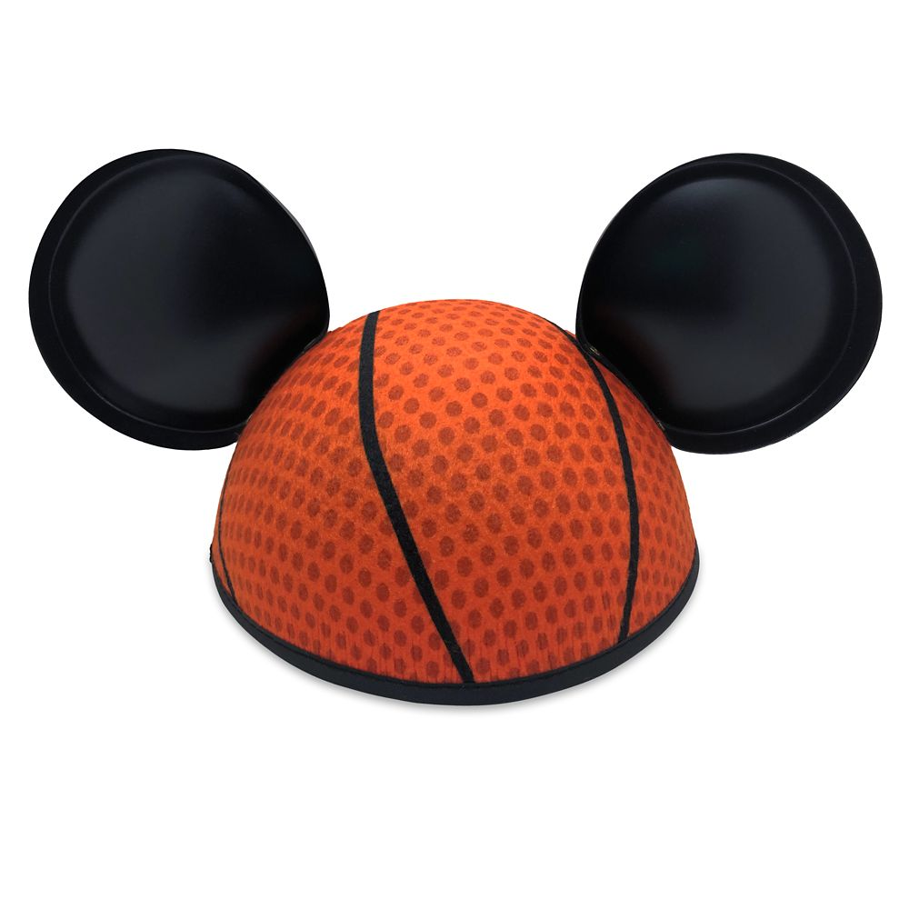 Mickey Mouse NBA Experience Ear Hat for Kids