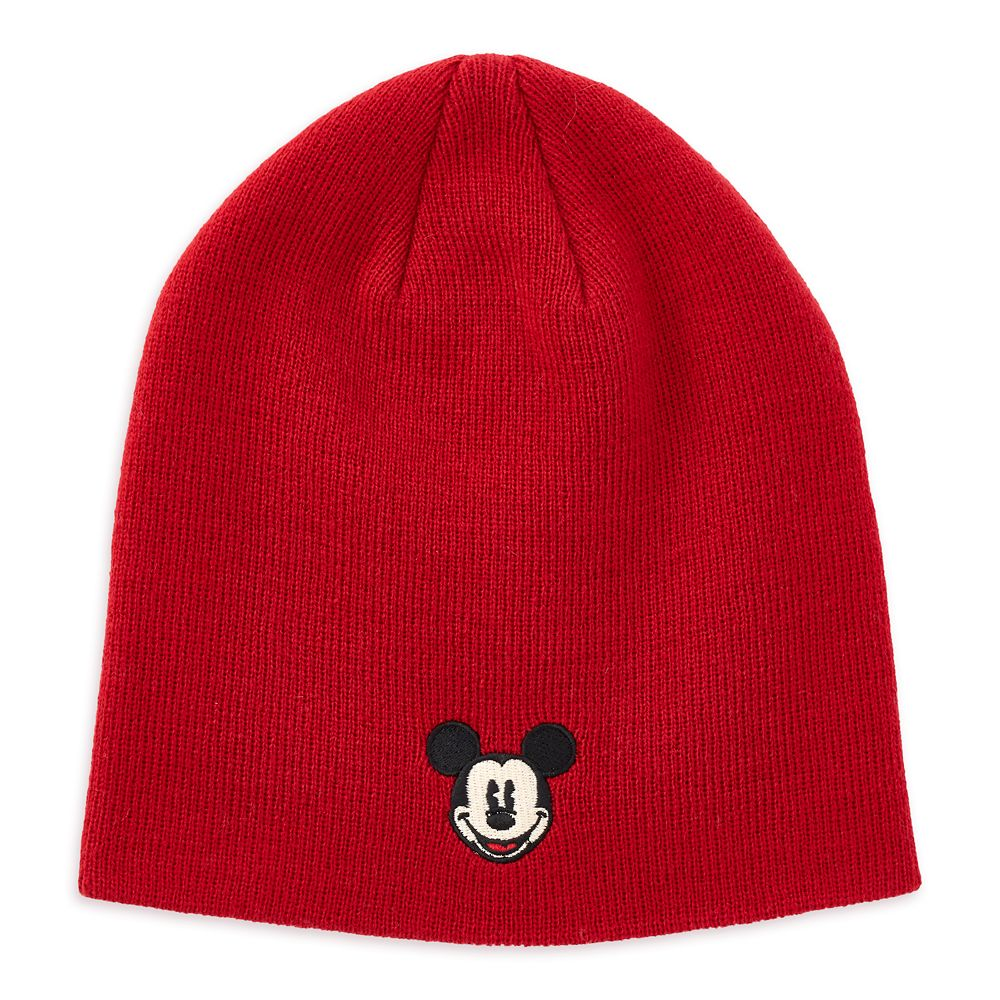 shopdisney.com - Mickey Mouse Knit Beanie for Kids Official shopDisney 16.99 USD