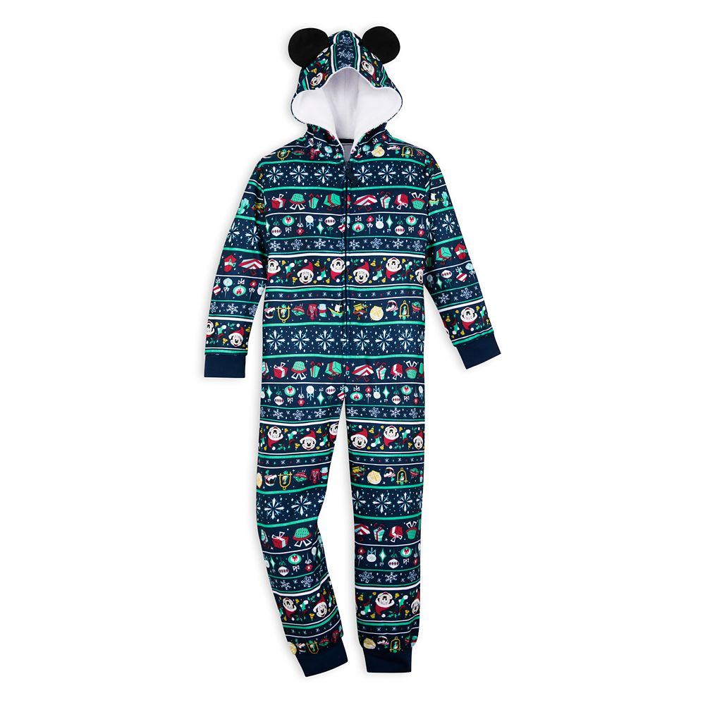 Mickey Mouse Holiday Bodysuit for Boys