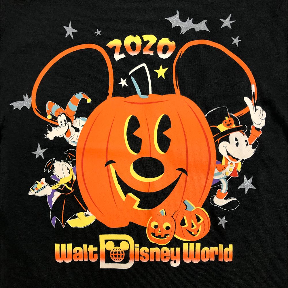 Mickey Mouse and Friends Halloween 2020 T-Shirt for Toddlers – Walt Disney World