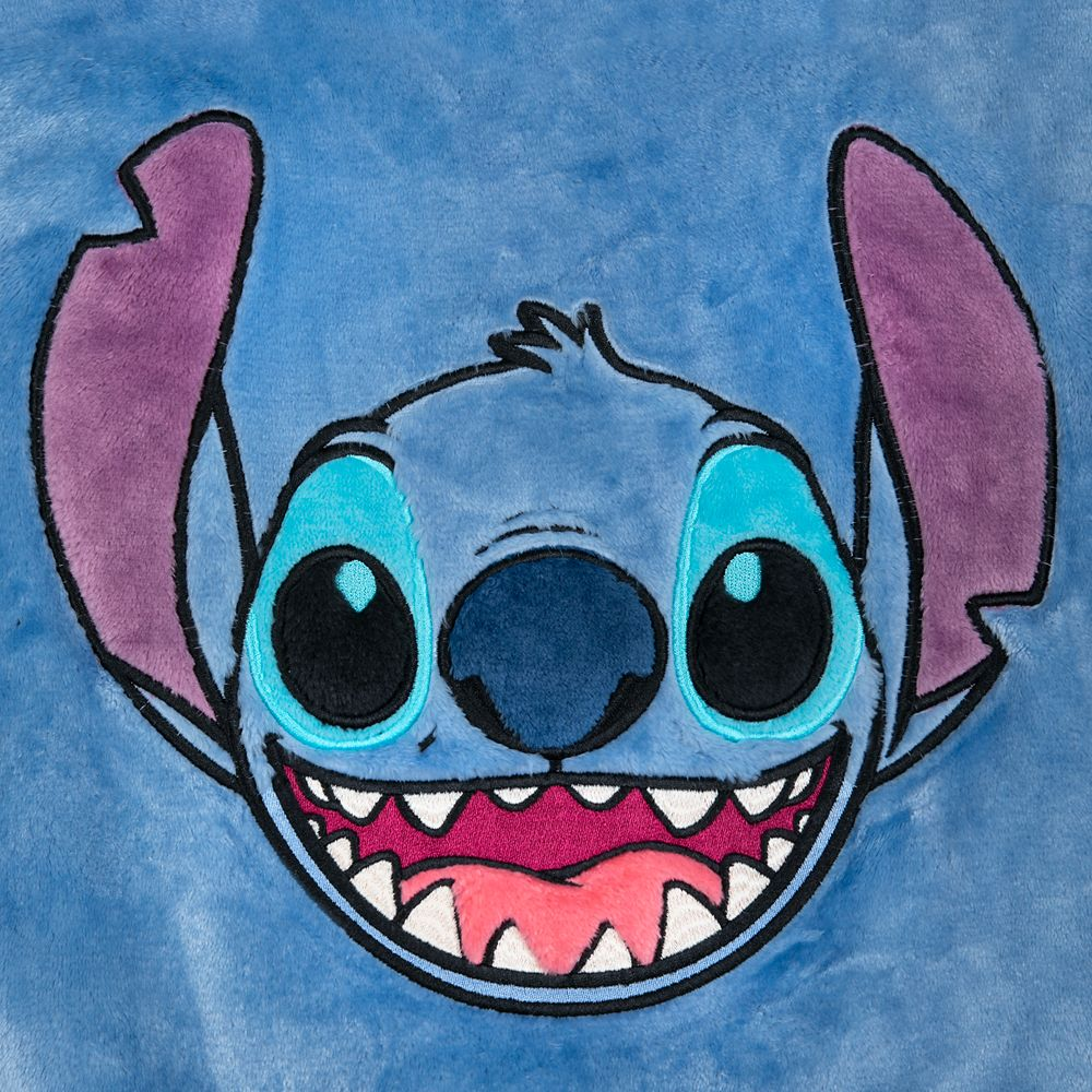 Stitch Pullover Fleece Hoodie for Kids – Lilo & Stitch