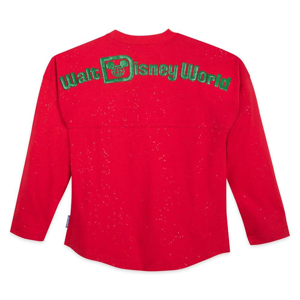 Minnie Mouse Holiday Spirit Jersey for Kids – Walt Disney World