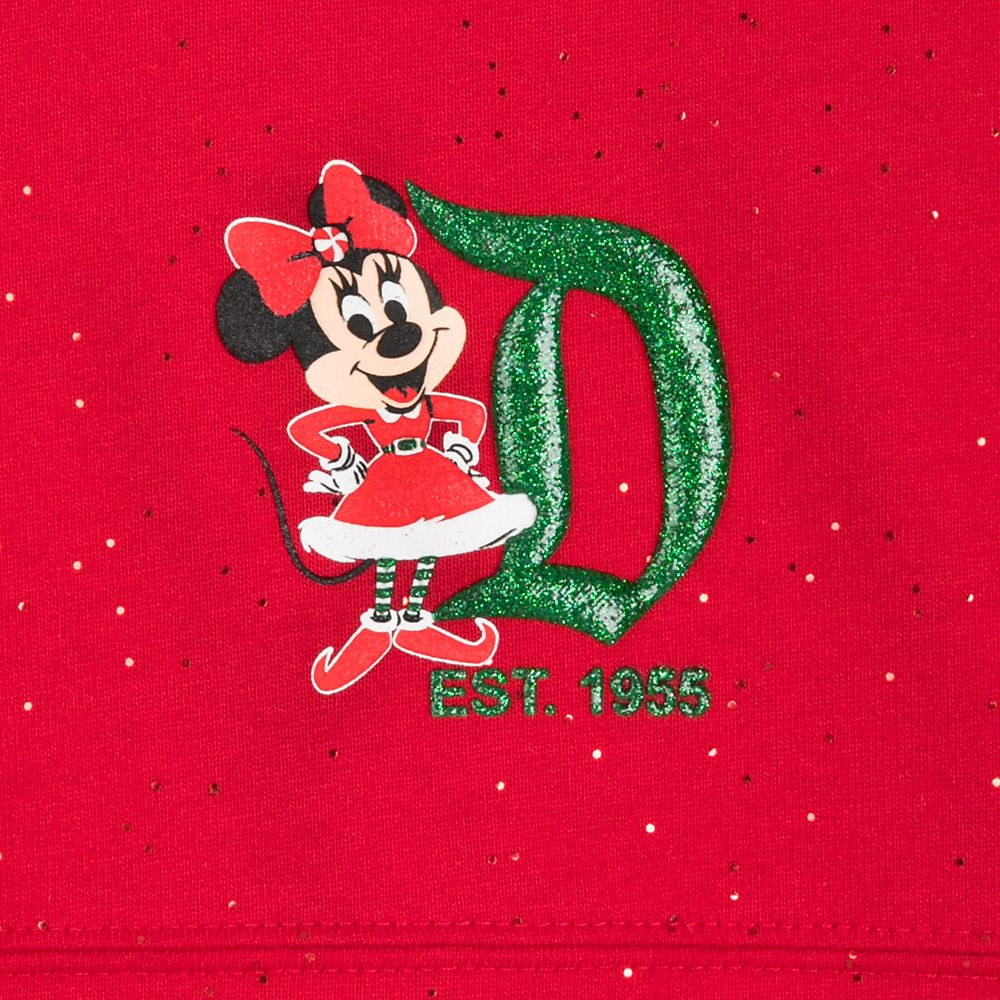 Minnie Mouse Holiday Spirit Jersey for Kids – Disneyland